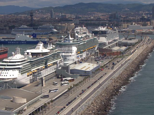 """Jordi Torné (Transcoma):  """"Hay muchísima gente trabajando para los cruceros"""""""