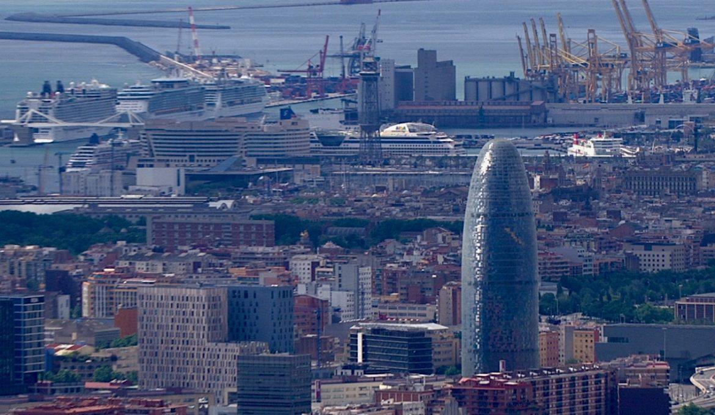 Un estudi de la UB desvetlla l'impacte positiu dels creuers sobre l'economia de Barcelona