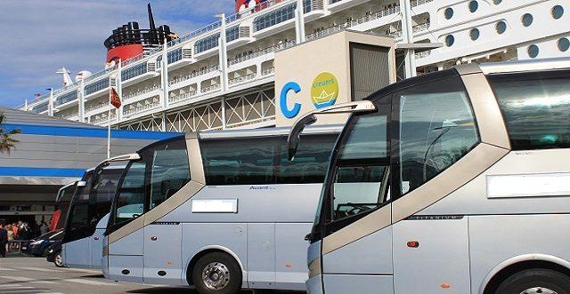Cruceros y visitas a Barcelona. Objetivo: descentralizar la demanda