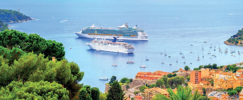 La industria de los cruceros aporta 47.860 millones a la economía europea y genera más de 400.000 empleos