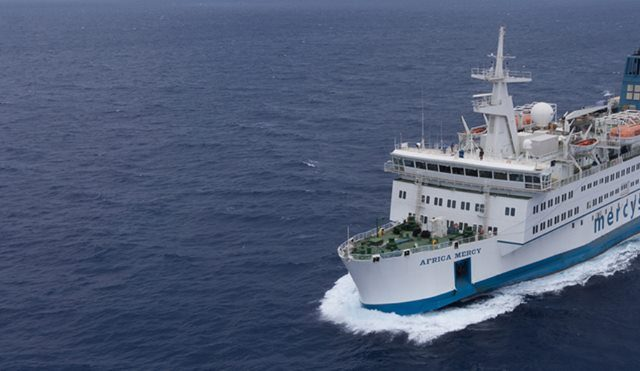 Cruceros en labor humanitaria: una faceta poco conocida del sector