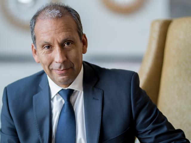 """Octavio Gamarra (Hotel Fairmont Juan Carlos I): """"El mercado de los cruceros es crucial para los hoteles"""""""