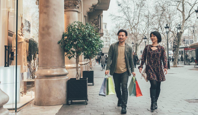 El tirón de Barcelona como 'puerto base' impulsa el gasto turístico global en Cataluña