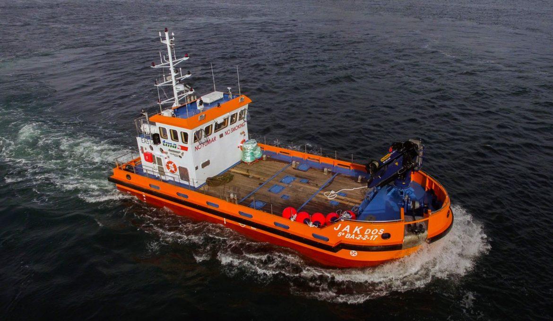 Gestión de 'aguas negras' de cruceros por empresas locales: un modelo ejemplar