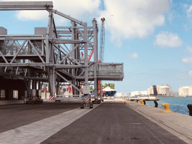 Barcelona: líder mundial en pasarelas para cruceros (Parte II)