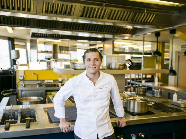 """Quique Valentí (chef): """"Los turistas de cruceros son, sin duda, un gran motor para la economía de Barcelona"""""""