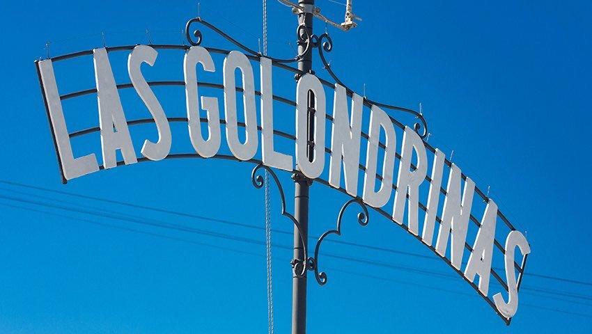 Las Golondrinas, el viatge 'secret' dels barcelonins creueristes