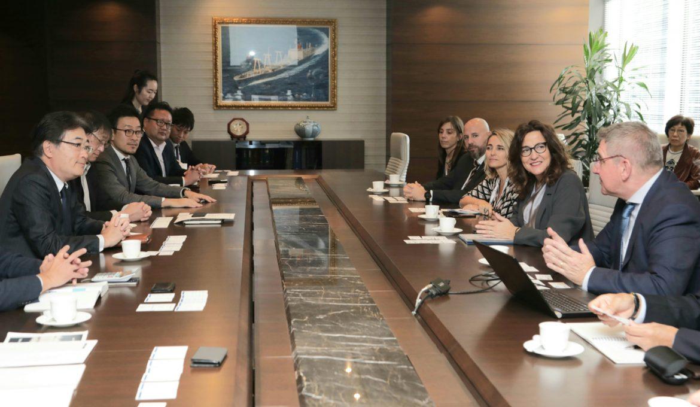 Japó vol replicar l'estratègia de creuers de Barcelona